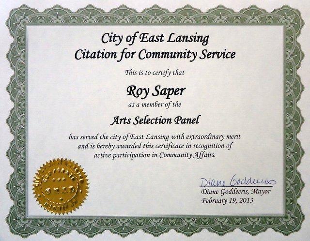 service anniversary certificate templates - saper galleries and custom framing full service award